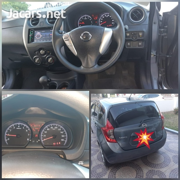 Nissan Note 1,2L 2016-5