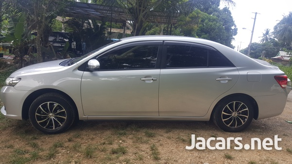 Toyota Allion 1,7L 2013-7