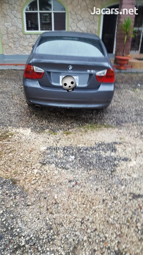 BMW 3-Series 2,5L 2007-7