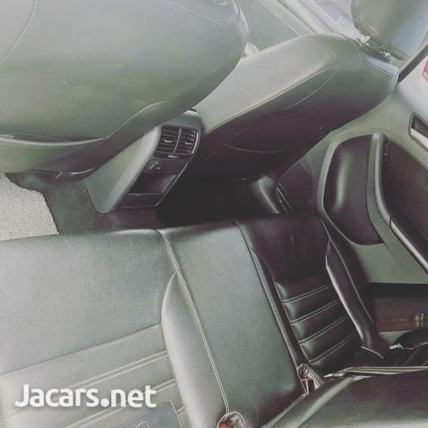 Volkswagen Jetta 1,4L 2014-5