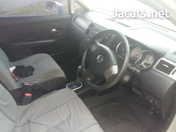 Nissan Tiida 1,5L 2008-5