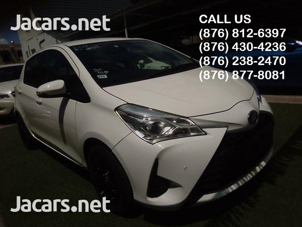 Toyota Vitz 1,3L 2019-1