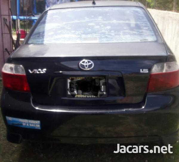 Toyota Vios 1,3L 2004-3