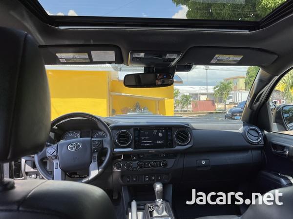 Toyota Tacoma 3,5L 2018-11