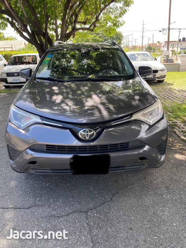 Toyota RAV4 2,5L 2017-7