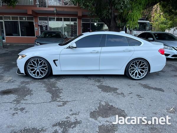 BMW 4-Series 2,0L 2019-2
