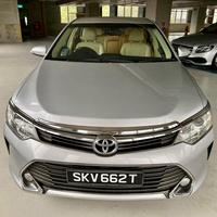 Toyota Camry 2,0L 2015