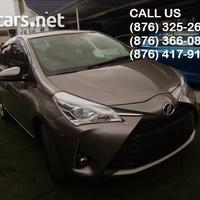 Toyota Vitz 1,3L 2019