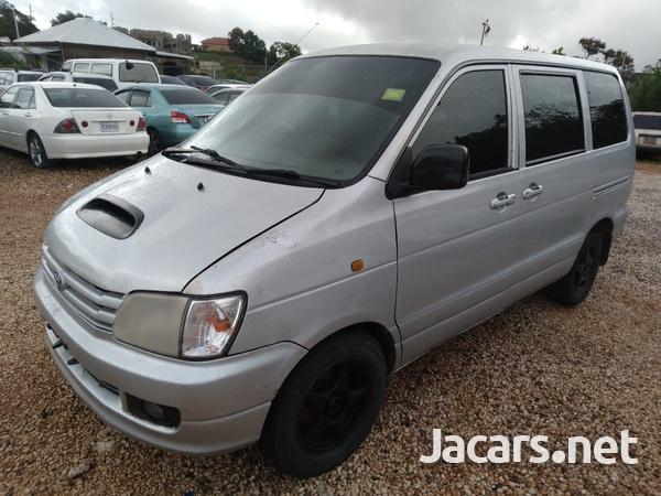 Toyota Noah 2,0L 2001-2