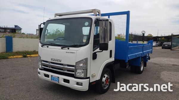 2010 Isuzu Tipper Truck-14