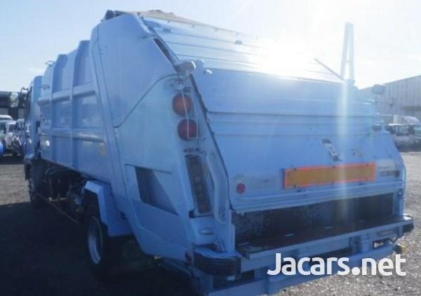 2005 Hino Ranger Garbage Truck-2