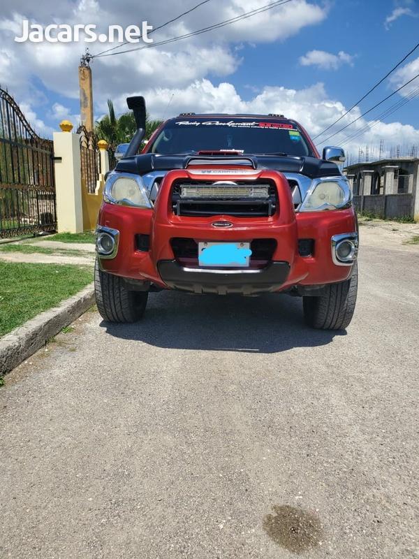 Toyota Hilux 3,5L 2011-2