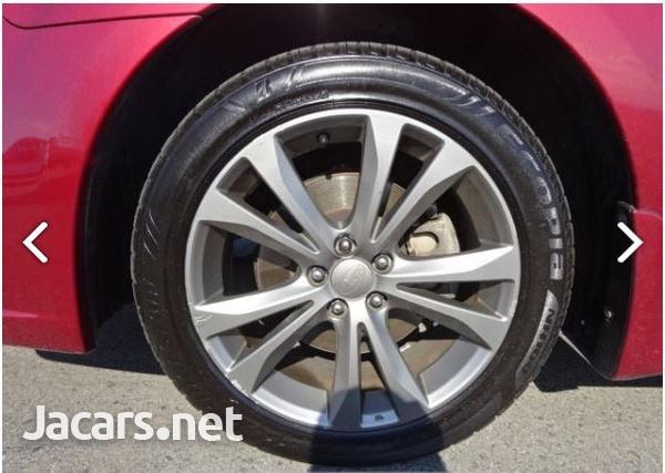 Subaru Legacy 2,5L 2013-7