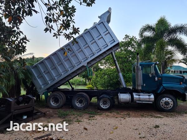 International Paystar Dump Truck-6
