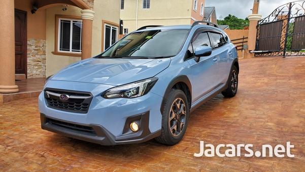 Subaru XV 2,0L 2017-1