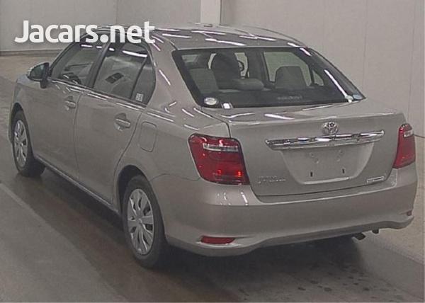 Toyota Axio 1,4L 2016-4