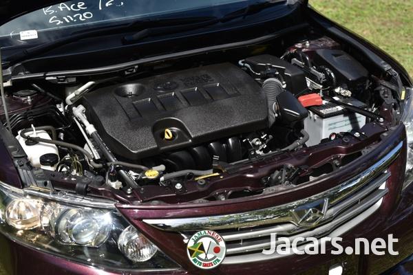 Toyota Allion 2,0L 2015-11