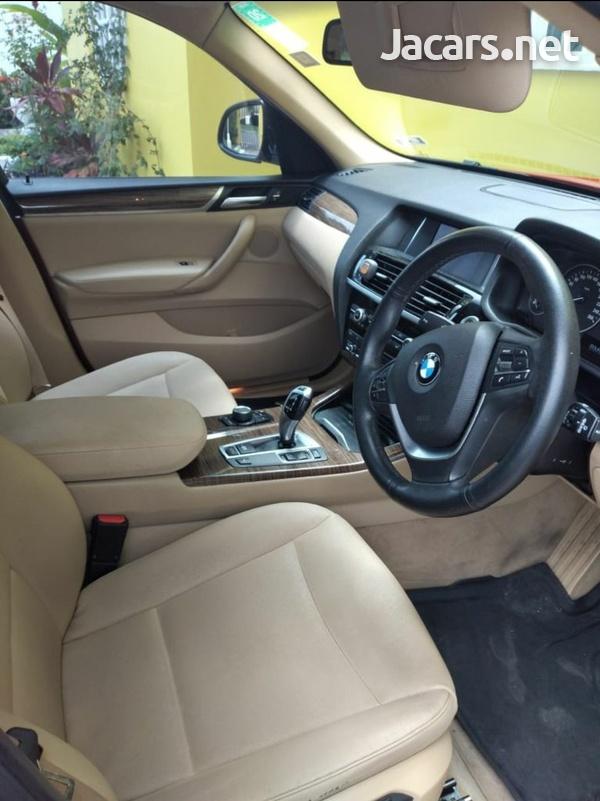 BMW X3 2,0L 2017-8