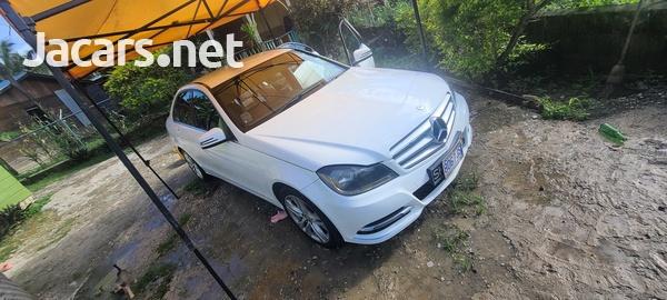 Mercedes-Benz C-Class 1,6L 2014-7