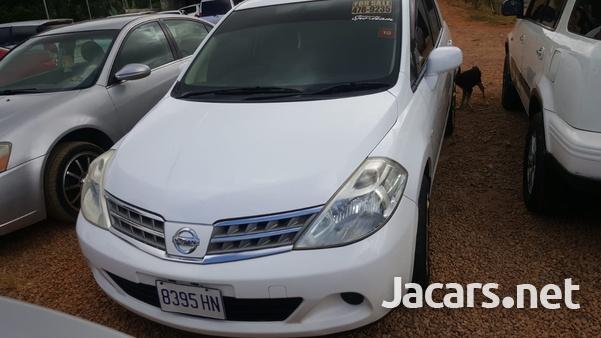 Nissan Tiida 1,5L 2008-4