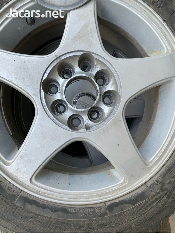 Stock rims and tires 8 lug-5