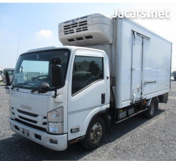 2015 Isuzu Elf Refrigerated Truck, IN TRANSIT-1