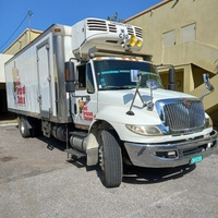 2011 Freezer truck