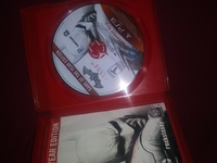 Ps3 game CDs. Excellent condition.