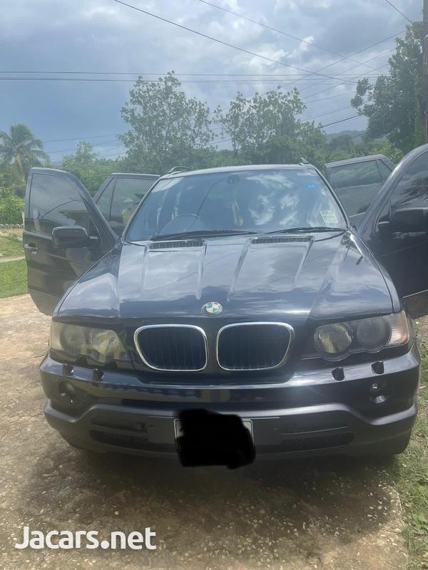 BMW X5 3,0L 2003-10