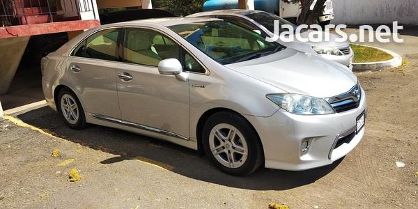 Toyota SAI 2,4L 2013-6
