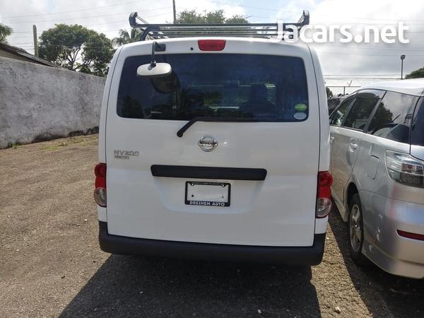 Nissan NV200 1,5L 2015-12