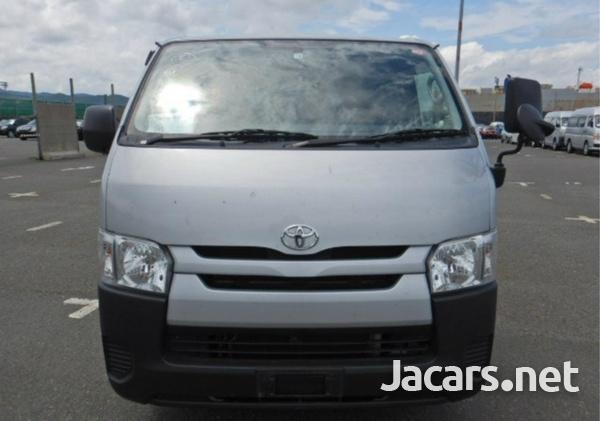 2017 Toyota Hiace Bus-3