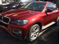 BMW X6 3,0L 2013
