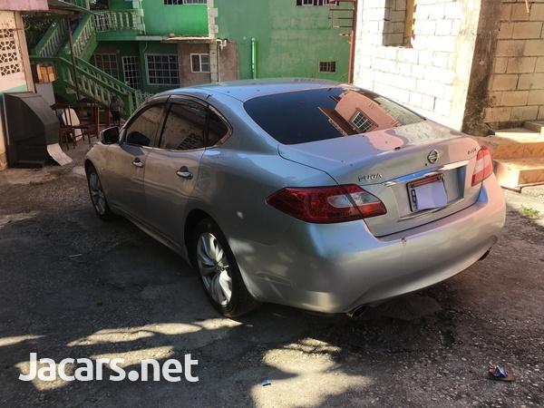 Nissan Fuga 1,4L 2012-15
