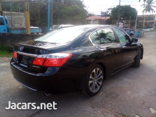 Honda Accord 1,6L 2015-2