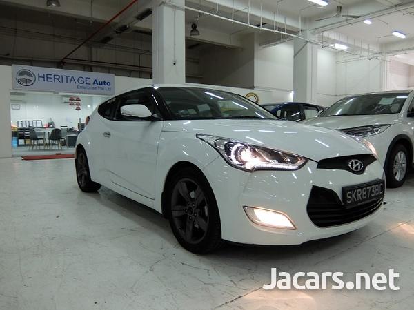 Hyundai Veloster 1,6L 2014-1
