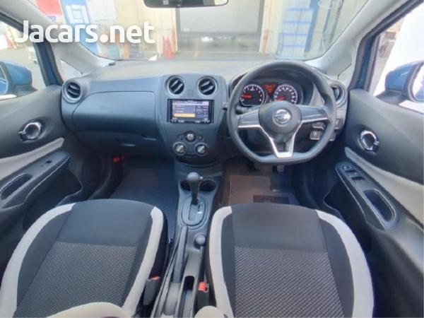 Nissan Note 1,1L 2017-2