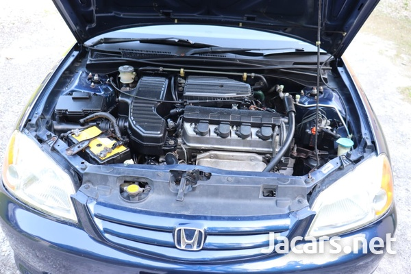 Honda Civic 1,5L 2002-5