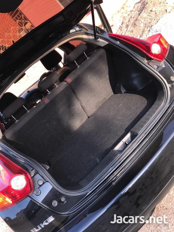 Nissan Juke 1,5L 2011-6