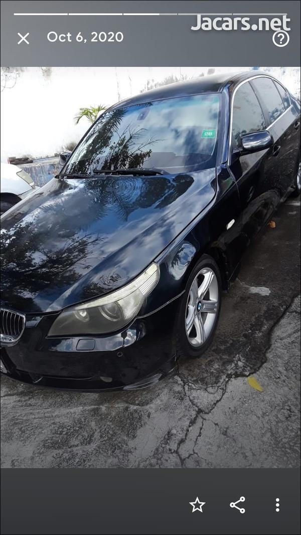 BMW 5-Series 3,0L 2006-4