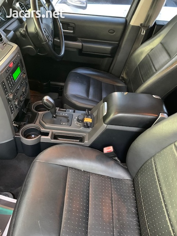 Land Rover Discovery Sport 4,4L 2007-3