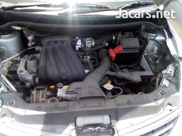 Nissan Tiida 1,3L 2013-2