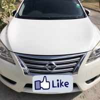 Nissan Sylphy 2,0L 2013