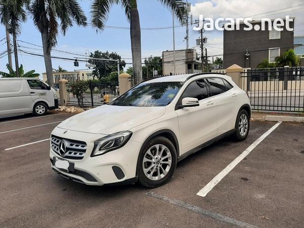 Mercedes-Benz GLA-Class 1,6L 2018-2