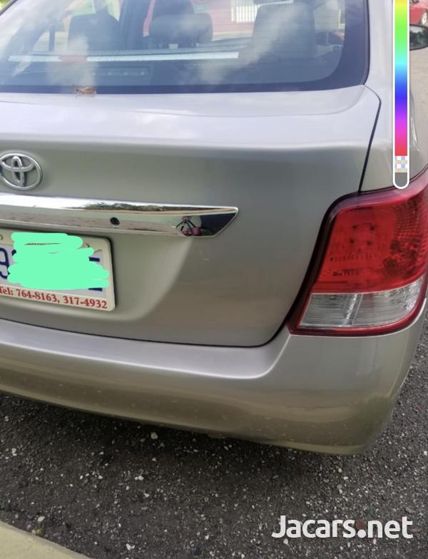 Toyota Axio 1,5L 2014-16
