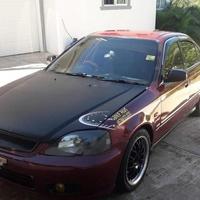 Honda Civic 1,5L 2002