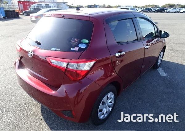 Toyota Vitz 1,3L 2019-9