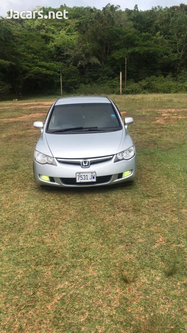 Honda Civic 1,8L 2007-3