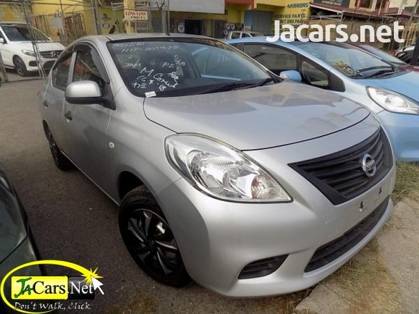 Nissan Latio 1,1L 2014-1