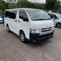 Toyota Hiace 2,5L 2014